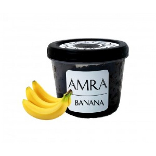 Купить Табак Amra Moon Banana (Амра Банан) 100 грамм