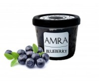 Табак Amra Moon Blueberry (Амра Черника) 100 грамм