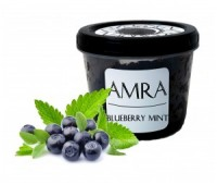 Табак Amra Moon Blueberry Mint (Амра Черника с Мятой) 100 грамм