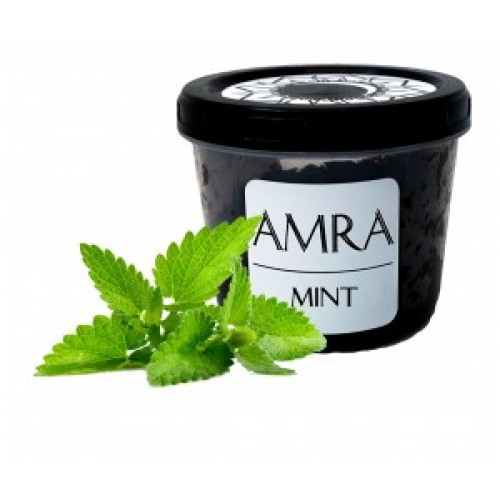 Купить Табак Amra Moon Mint (Амра Мята) 100 грамм