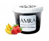 Табак Amra Sun Banana Strawberry (Амра Клубника Банан) 100 грамм