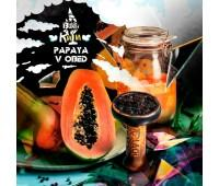 Табак Black Burn Papaya V Obed (Папайя) 100 грамм