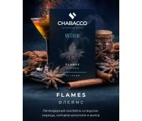 Табак Chabacco Medium Flames (Флеймс) 50 гр