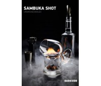 Табак для кальяна Darkside Sambuka Shot medium (Дарксайд Самбука Медиум) 100 грамм