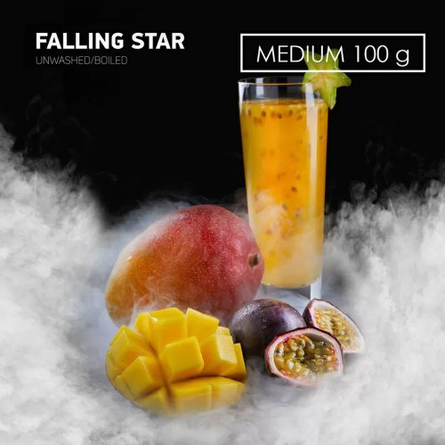 Табак DarkSide Falling Star Medium Line (Фолин Стар) 100 gr