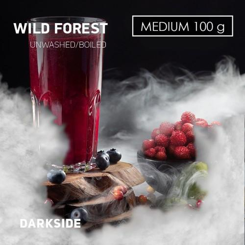 Табак DarkSide Wild Forest Medium Line (Дикий Лес) 100 gr