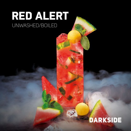 Табак DarkSide Red Alert (Арбуз Дыня) 100 грамм