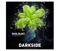 Табак для кальяна Darkside Basil Blast medium (Дарксайд Базилик Медиум) 100 грамм