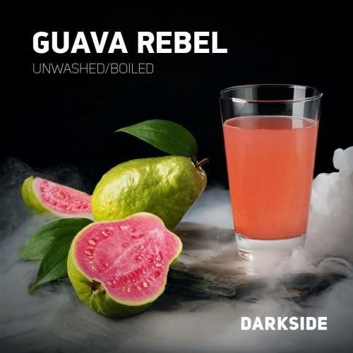Табак DarkSide Guava Rebel Medium (Гуава Ребел) 100 гр