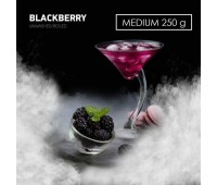 Табак DarkSide Blackberry Medium (Ежевика) 250 грамм