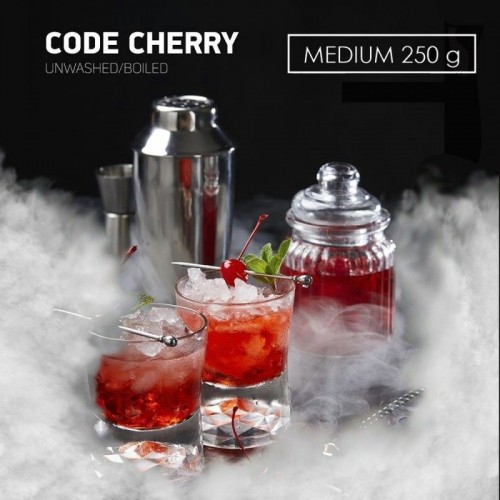 Табак для кальяна DarkSide Code Cherry Medium (ДаркСайд Черри Код) 250 грамм
