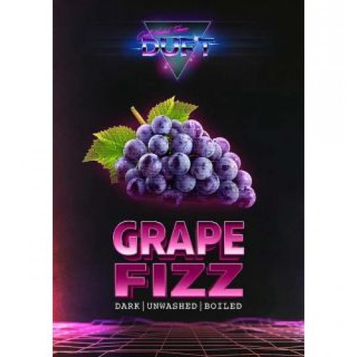 Табак для кальяна Duft Grape Fizz (Виноград, 100 г)