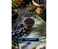 Табак для кальяна Element Water Blueberry (Черника, 100 г)