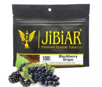 Табак Jibiar Blackberry Grape (Ежевика Виноград) 100 гр
