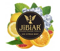 Табак Jibiar Ice Citrus Mint (Лед Цитрус Мята) 100 гр