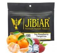 Табак Jibiar Ice Raspberry Tangerine (Малина Мандарин Лед) 100 гр