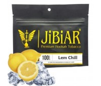 Табак Jibiar Lemon Chill (Лимон Чилл) 100 гр