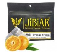 Табак Jibiar Orange Cream (Апельсин Крем) 100 гр