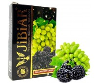 Табак Jibiar Blackberry Grape (Ежевика Виноград) 50 гр