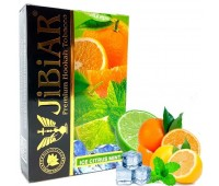 Табак Jibiar Ice Citrus Mint (Лед Цитрус Мята) 50 гр