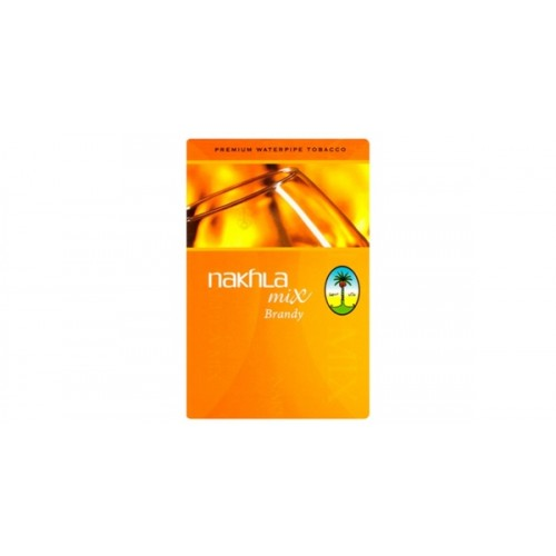 Табак для кальяна Nakhla Mix Brandy (Бренди, 250 г)