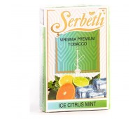 Табак для кальяна Serbetli Ice Citrus Mint 50 грамм