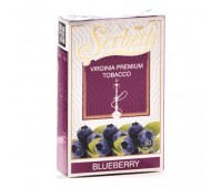 Табак для кальяна Serbetli Blueberry 50 грамм