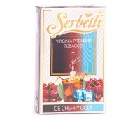 Табак для кальяна Serbetli Ice Cola Cherry 50 грамм