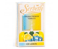 Табак для кальяна Serbetli Ice Lemon 50 грамм