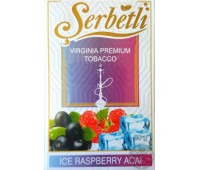 Табак для кальяна Serbetli Ice Raspberry (Ледяная Малина) 50г