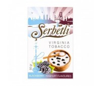 Табак для кальяна Serbetli Blackberry Yoghurt 50 грамм