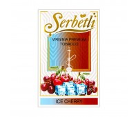Табак для кальяна Serbetli Ice Cherry 50 грамм
