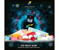 Табак Spectrum Ice Fruit Gum Classic Line (Ледяная фруктовая жвачка) 100 гр