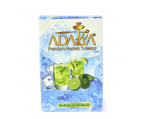 Табак Adalya Ice Lime On The Rocks (Лед Лайм) 50 гр