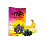 Табак Adalya Blackberry Banana (Ежевика Банан) 50 гр
