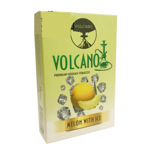 Табак для кальяна Volcano Melon With Ice (Вулкан Дыня Айс) 50 грамм